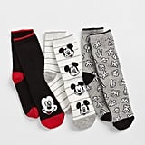 Mickey Mouse Crew Socks