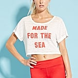 Forever 21 Active Made For the Sea Tee