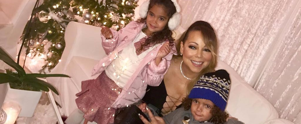 Mariah Carey and Her Family Own Christmas Every Year