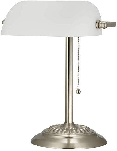 Ravenna Home Contemporary Banker's Desk Lamp