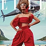 Gigi Hadid Elle Magazine Pictures March 2019