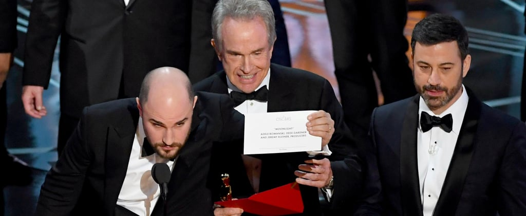 The 9 Most Memorable Oscar Blunders of All Time