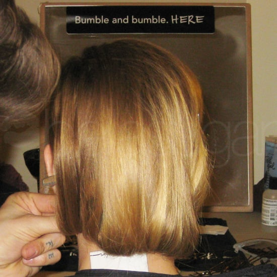 Hair by Bumble and Bumble