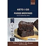 Keto and Co Fudge Brownie Mix