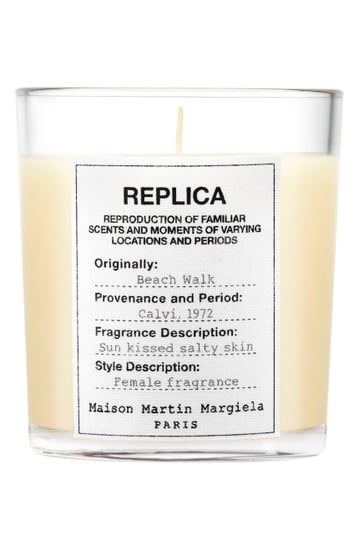 Beach Scented Candles