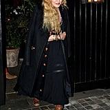 Madonna Braids January 2019