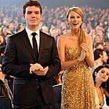 2011: Taylor Swift Brought Her Brother Austin as Her Date