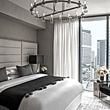 Joan Smalls's Relaxing Bedroom