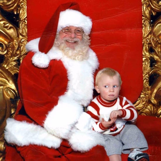 Sign-Language Help Photo With Santa