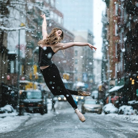 Photos of Winter Ballerinas by Omar Z. Robles