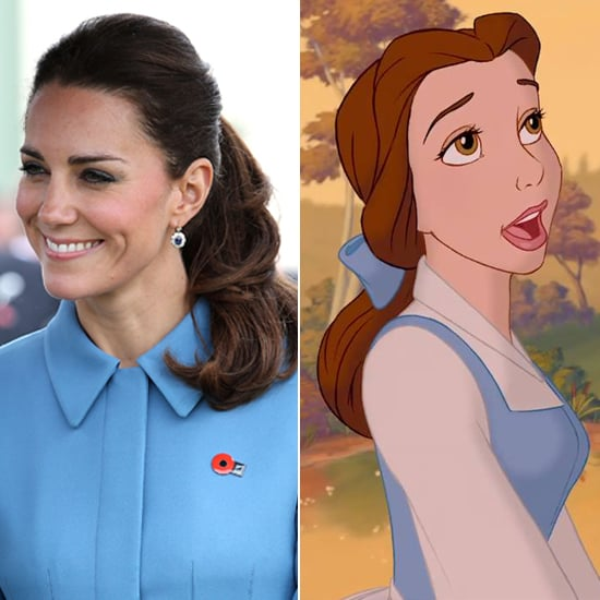 Does Kate Middleton Look Like Belle From Beauty and the Beast?