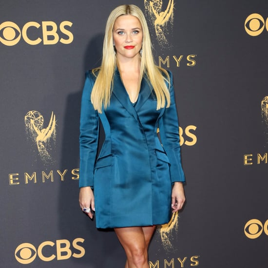 Reese Witherspoon Stella McCartney Dress at the Emmys 2017