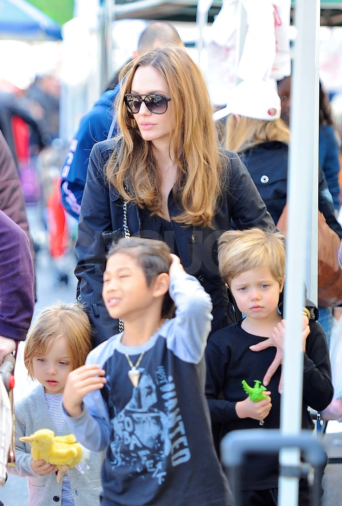 Happy 8th Birthday Shiloh Jolie-Pitt | Celebrity Birthday ...