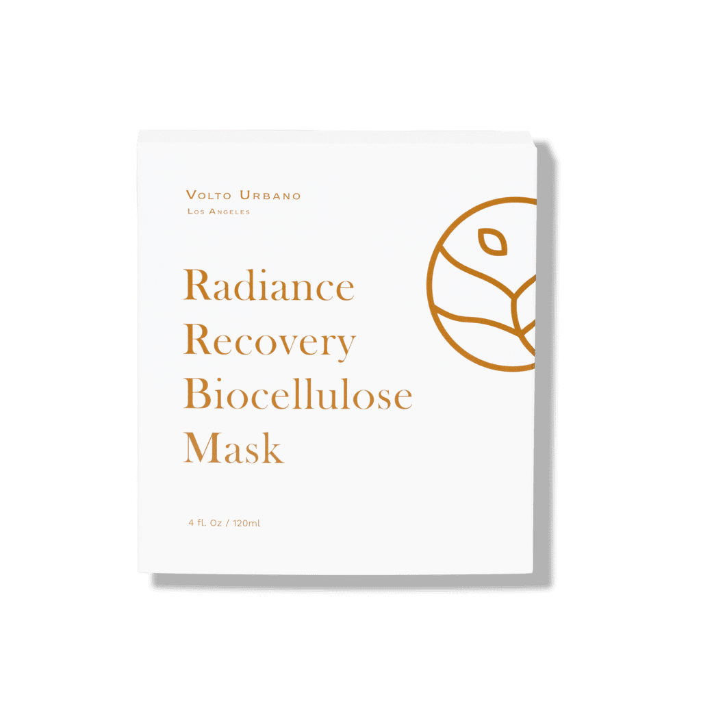 Volto Urbano Radiance Recovery Biocellulose Masks