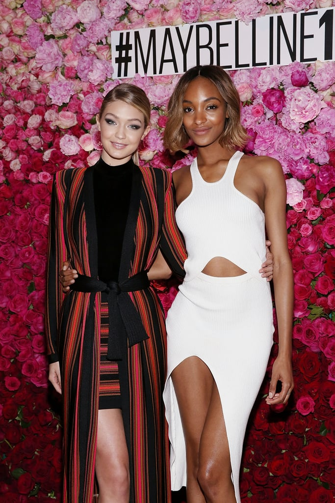 Which Model Was Best Dressed at Maybelline's 100-Year Anniversary?