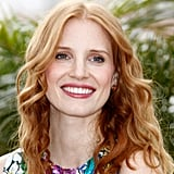 Jessica Chastain's flaming red hair looked perfectly undone with loose curls at a photocall. Curl hair with your favourite tool — like a ghd or some tongs — then gently brush them out when your hair cools down. Finish with a very light serum to get her glossy look, like Kiehl's Series Silk Groom Serum ($33).