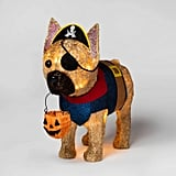 Incandescent Sisal Pirate French Bulldog