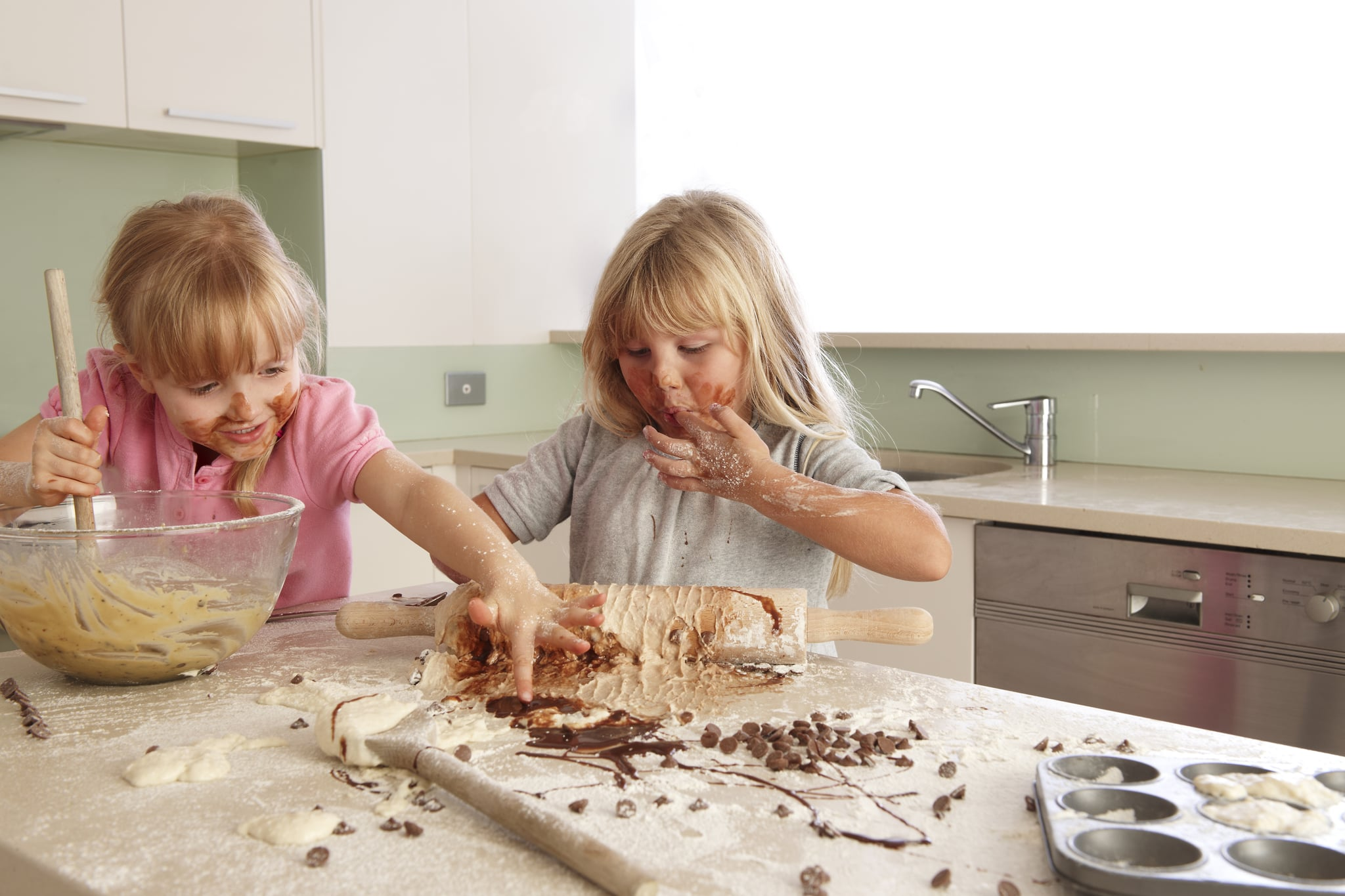 Play Dates Are Messy, Stressful, and So Much Work For Me — So I Don't Host Them