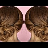 Simple Summer Twist Chignon