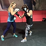 BOXING BOOSTS CLARITY & COORDINATION