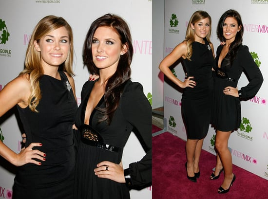 Celebrity Style: Lauren Conrad & Audrina Patridge