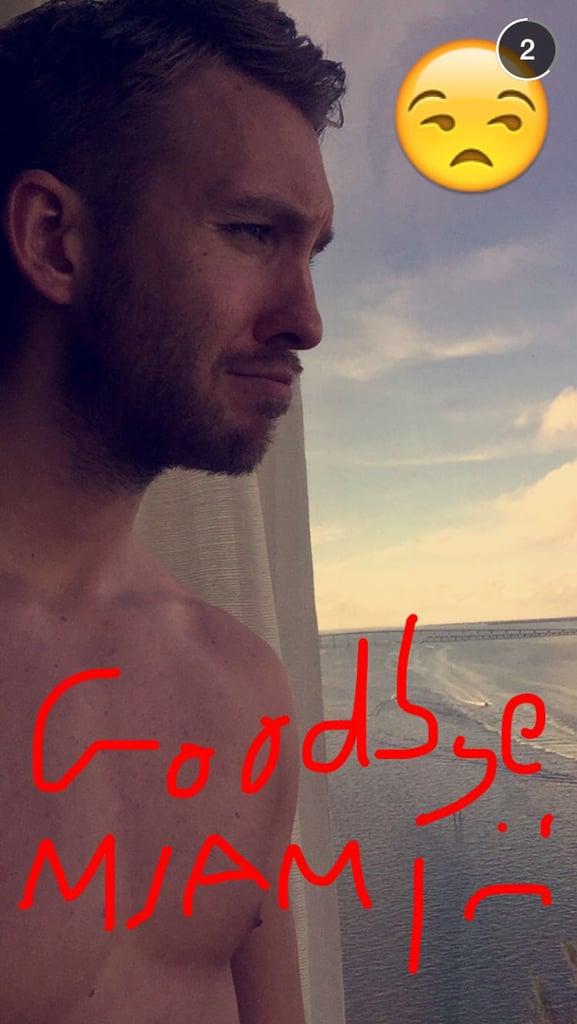 Calvin Harris on Snapchat: calvinharris
