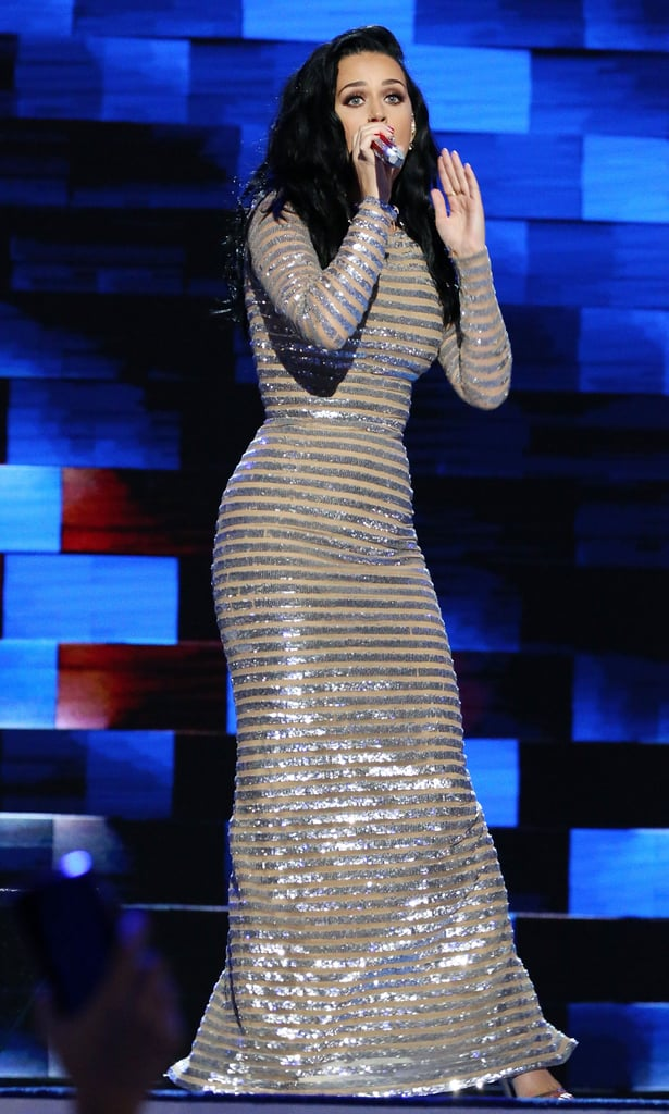 Katy Perry's Michael Kors Dress From the DNC