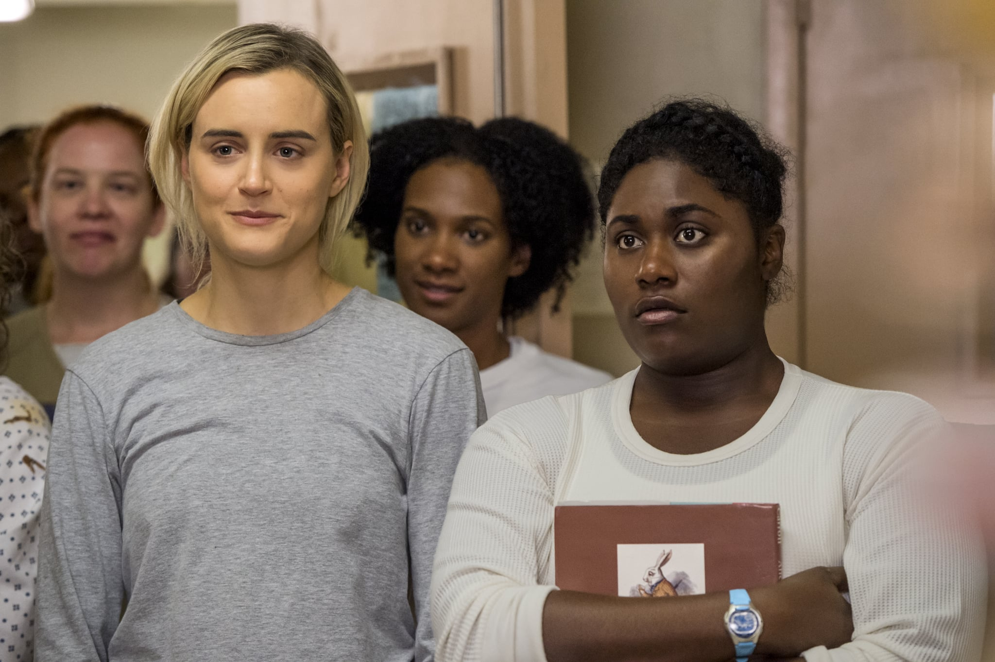 Orange Is The New Black Season 6 Premiere Date Popsugar Celebrity