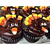 Chocolate Turkey Cupcakes