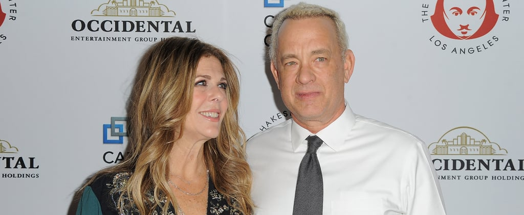 25 Years Married, and Tom Hanks and Rita Wilson Are Still Red Carpet Lovebirds