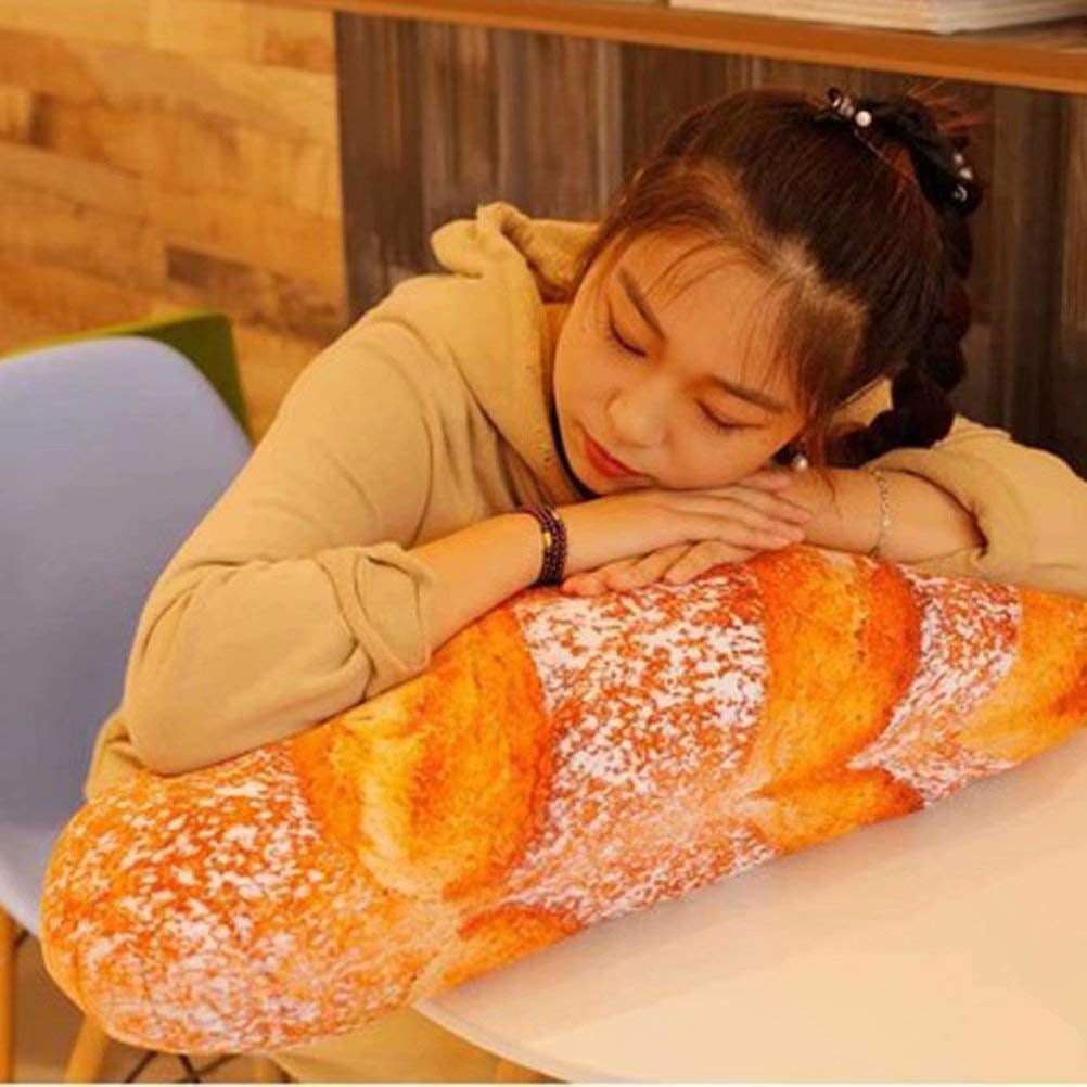 Live Footage of Me Dreaming About Bread While Sleeping ON Bread
