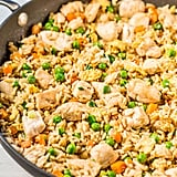 1-Pan Chicken and Fried Rice