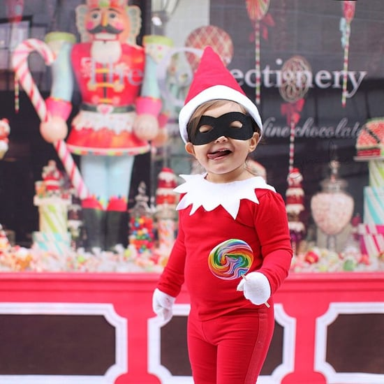 Life-Size Elf on the Shelf Photos