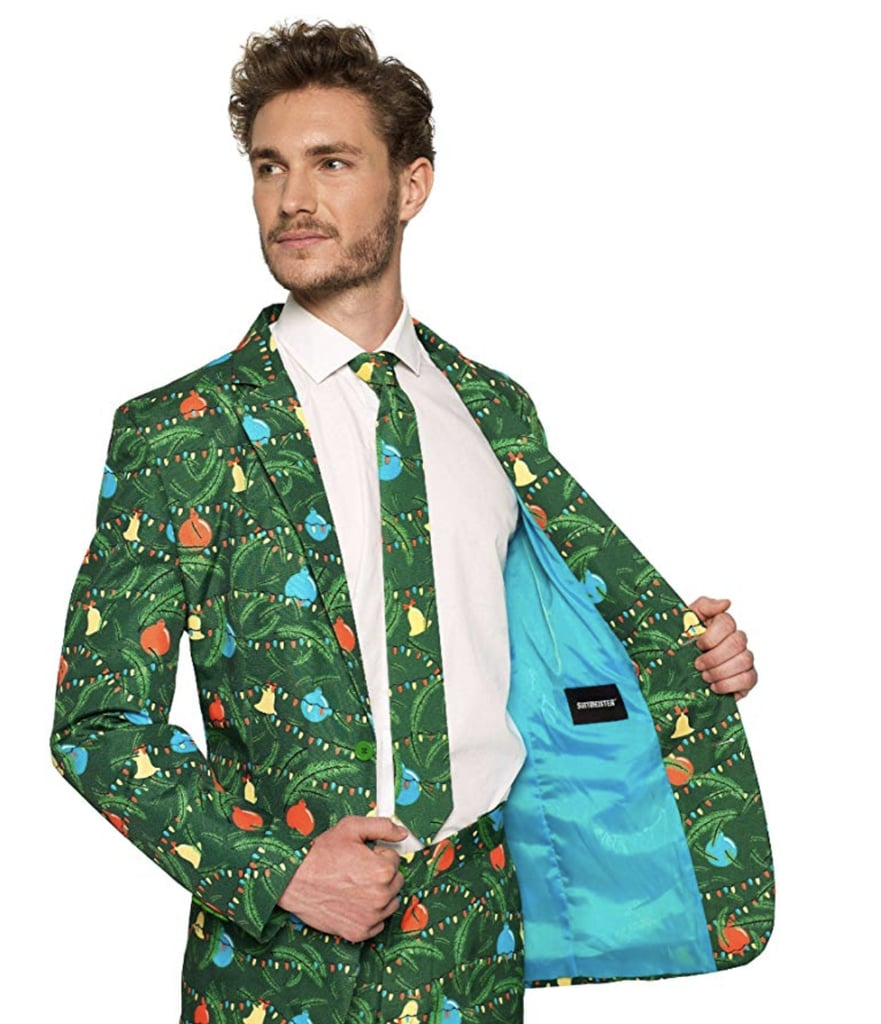 Amazon's Light-Up Christmas Tree Suit