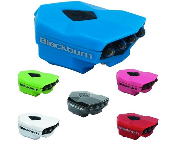 Blackburn Flea USB-rechargeable Front Bike Light