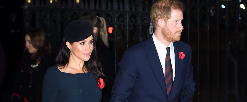 Meghan Markle Remembrance Day Look 2018