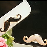 Mustache Home Button