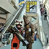 Rocket Raccoon and Groot — Guardians of the Galaxy