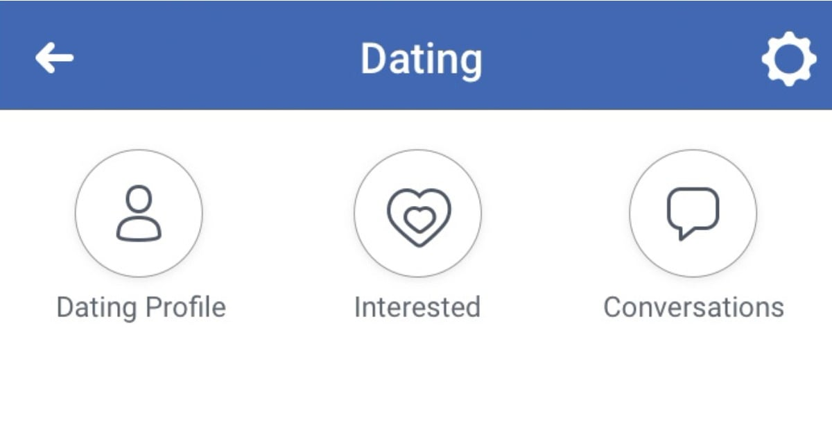 Facebook dating news