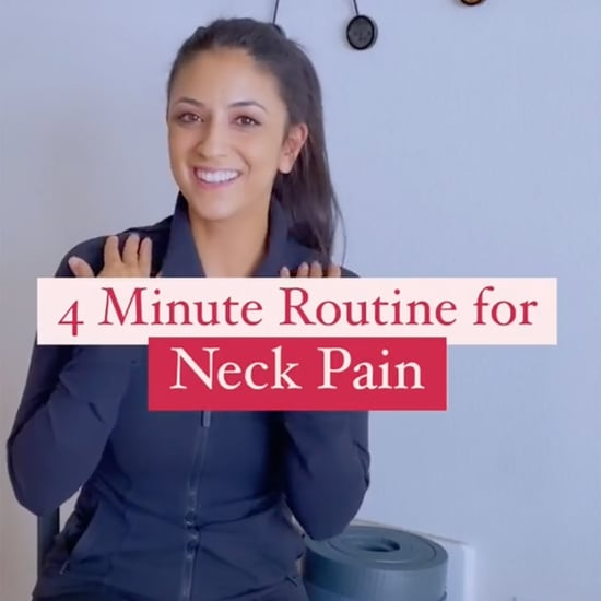 4-Minute Stretching Routine For Neck Pain