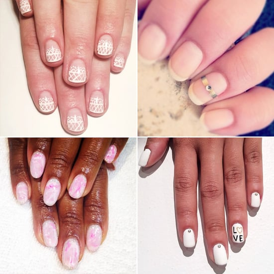 Best Wedding 2014 Nail Art Of Instagram Popsugar Beauty