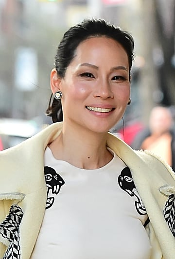 Lucy Liu Bob Haircut 2019
