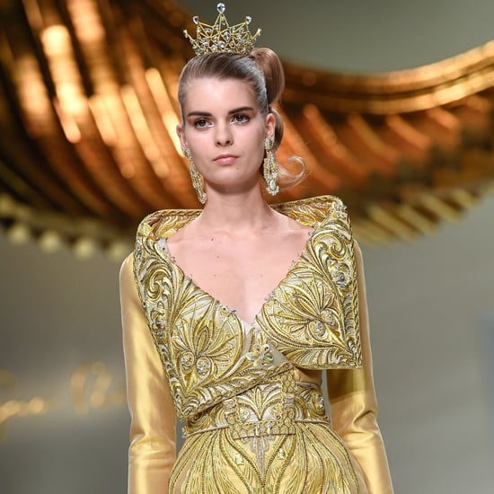 Disney Princess Inspired Couture Dresses Spring 2016