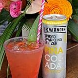 Smirnoff Spiked Sparkling Seltzer Piña Colada