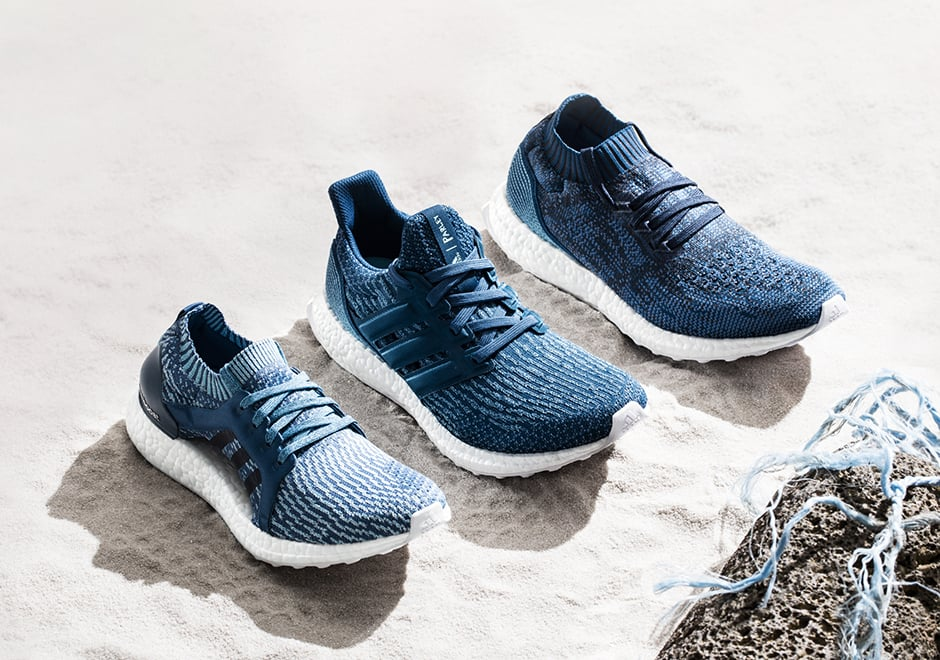 5576560ea17d Adidas Parley UltraBoost Sneaker Collection