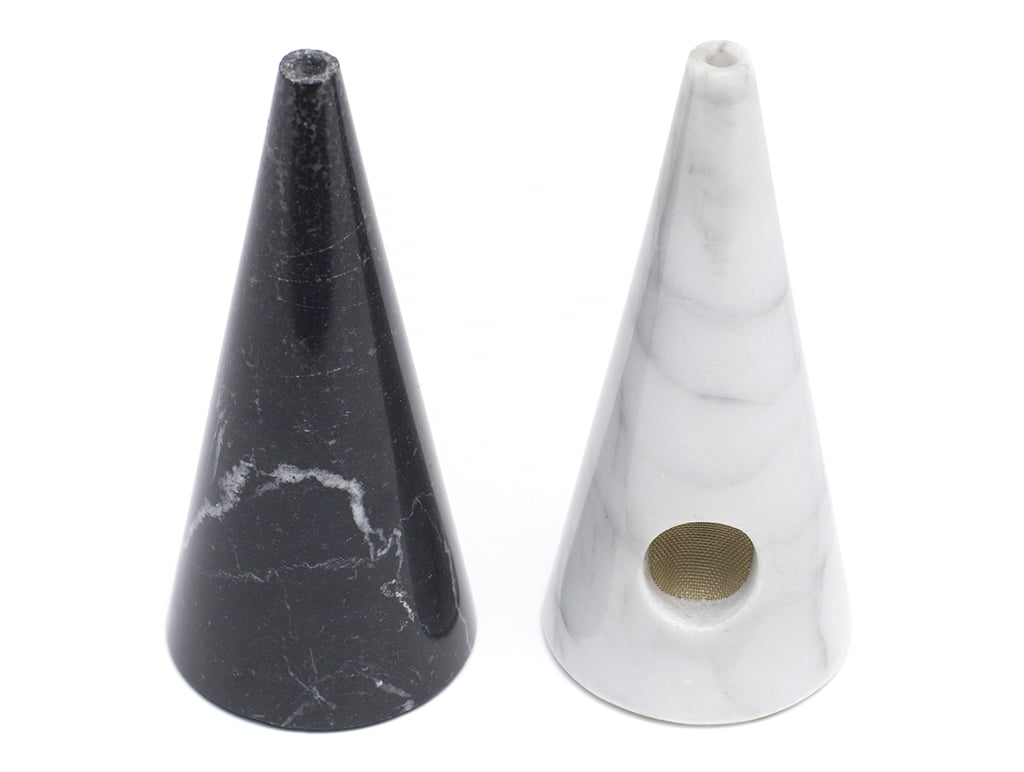 Marble Pipe by Fredericks and Mae ($95)