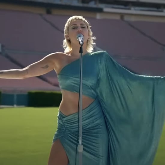 Watch Miley Cyrus's Unite For Our Future Performance