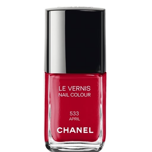 """Chanel Nail Polish ($27)   """"Who doesn't like getting a little Chanel?! The presentation makes the gift on this one. When you buy nail polish from Chanel, they put it in a little black Chanel shopping bag with their signature flower. I then slip a gift certificate for a manicure in the bag, too. It looks great and shows effort was put into the gift."""""""