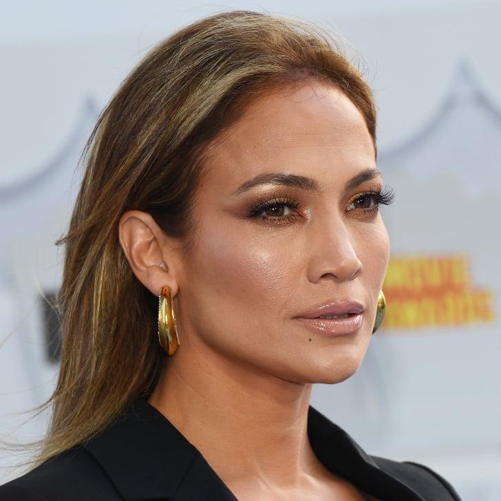 Jennifer Lopez At The 2015 Mtv Movie Awards Popsugar Beauty - Jlo-makeup