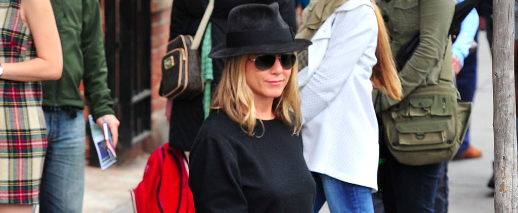 Jennifer Aniston Has Worn This Pant Style Since the '90s — and She's Never Looked Back